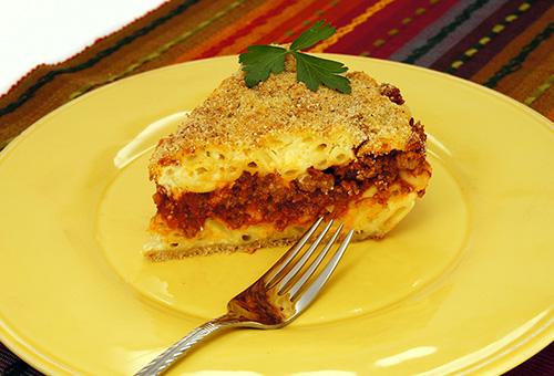 San Giorgio® - Macaroni Pie