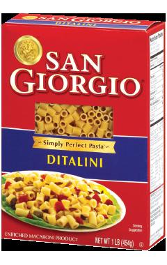 San Giorgio® - Ditalini