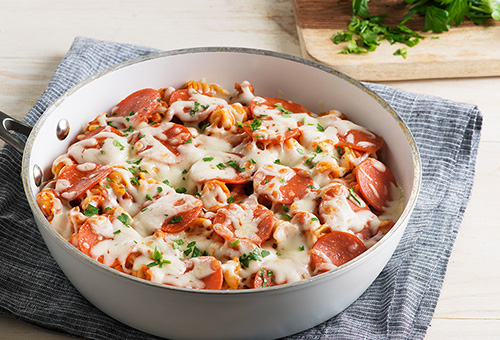 San Giorgio® - One Pan Pizza Dinner